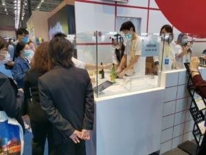 「第3回 中国国際輸入博覧会」11月6日   2日目